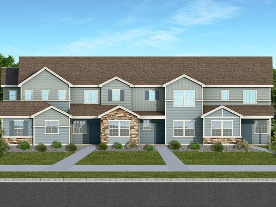 Wagons West Townhomes