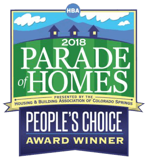 Parade of Homes People's Choice Award Winner Logo