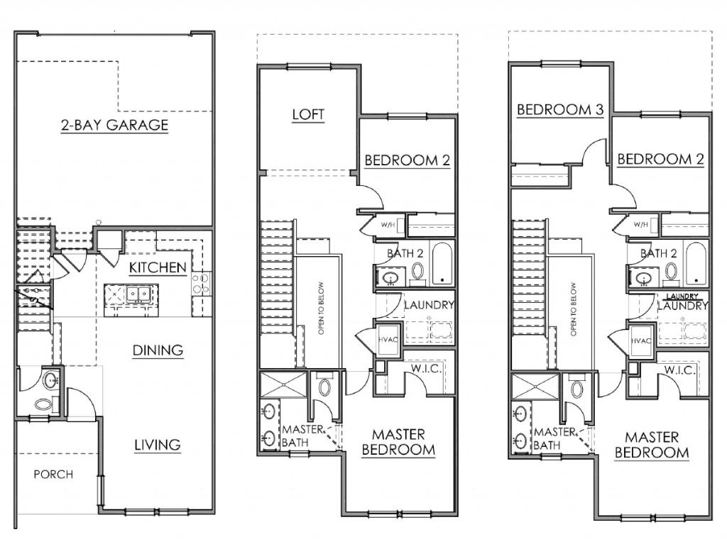 The Avenues Floor Plan Drawing