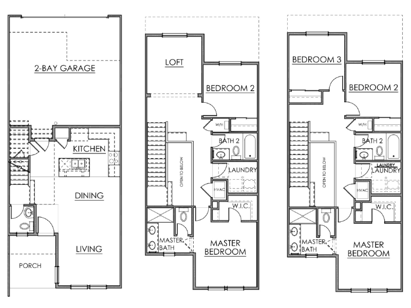 The Avenues Floor Plan Drawing